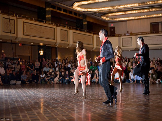 Esta semana en Nueva York un congreso internacional de salsa