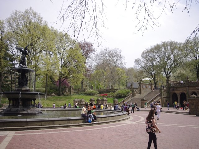 Esta semana en Nueva York una visita guiada de Central Park