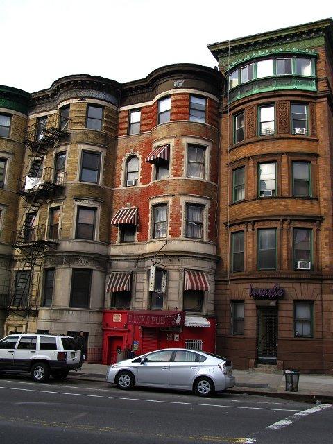 La arquitectura de Harlem