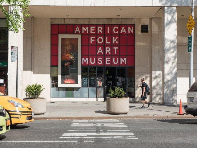 American Folk Art Museum Upper West Side