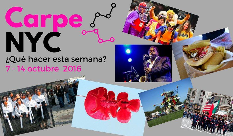 carpe nyc 7-14 octubre 2016