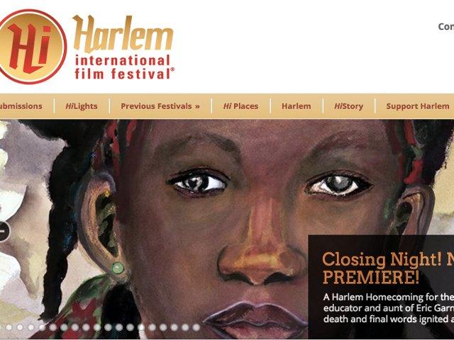 Esta semana enNueva York se celebra el Festival Internacional de Cine de Harlem