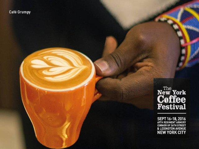 Esta semana en Nueva York un festival de café