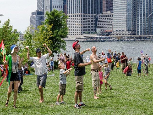 esta semana en nueva york un festival de cometas