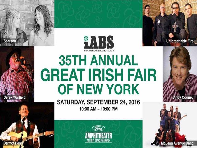 Esta semana en Nueva York un festival irlandés