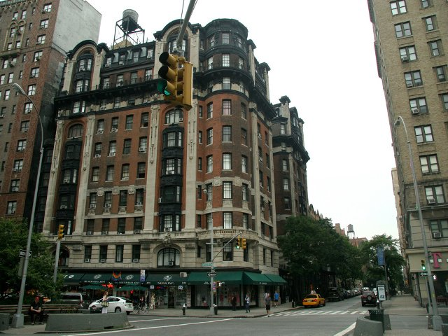 Me encanta el Upper West Side como zona alternativa a Times Square