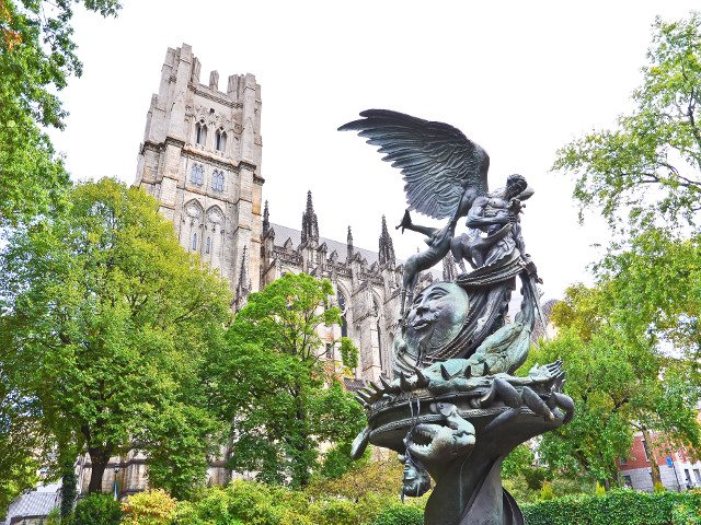 Saint John the Divine en el Upper West Side