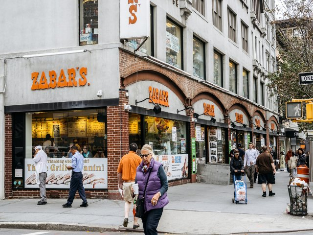 Zabar's Upper West Side