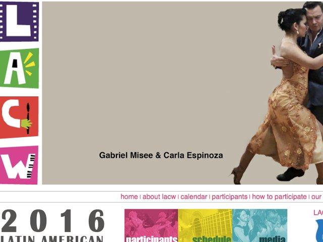Esta semana en Nueva York un festival de cultura Latinoamericana
