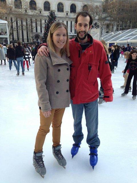 Esta semana en Nueva York abre la pista de patinaje en Bryant Park