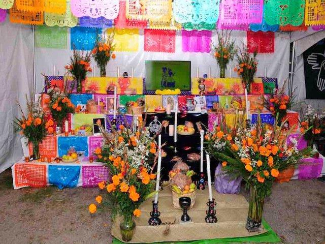 Esta semana en Nueva York se celebra el Día de los Muertos