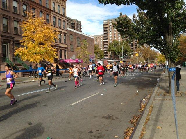 Esta semana en Nueva York se celebra el famoso maratón