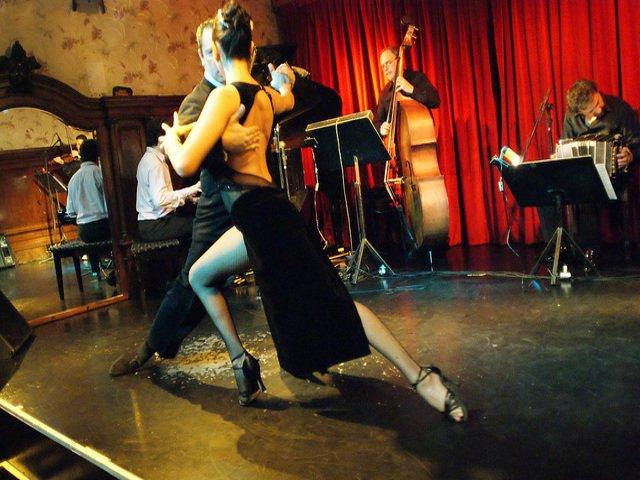 Esta semana en Nueva York un festival de tango