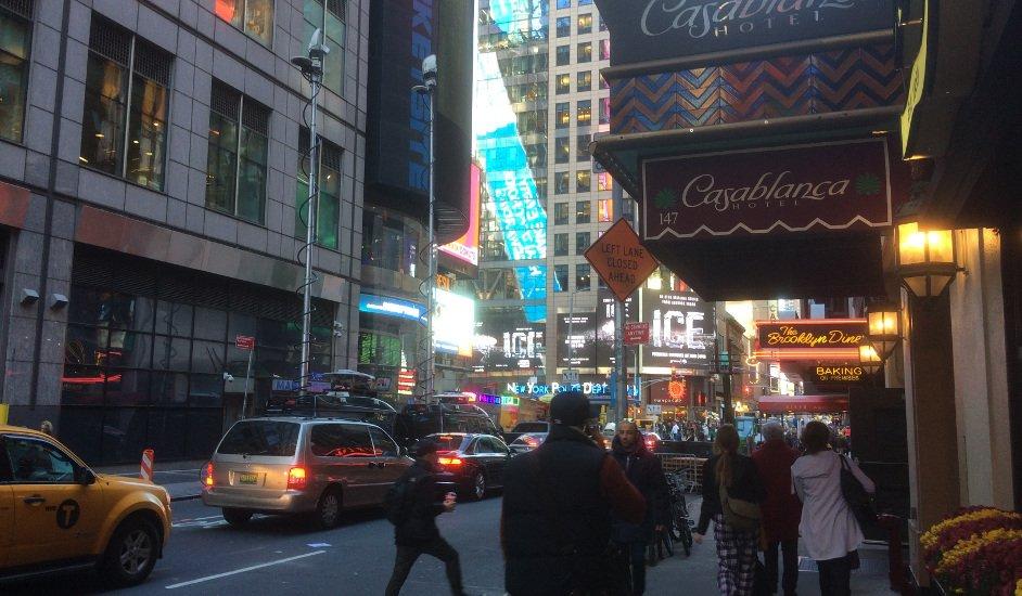 Casablanca Hotel Nueva York