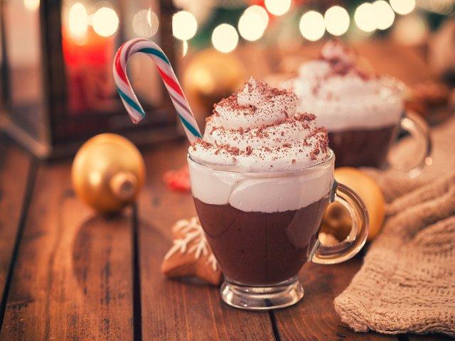 Crucero con chocolate caliente en Nueva York