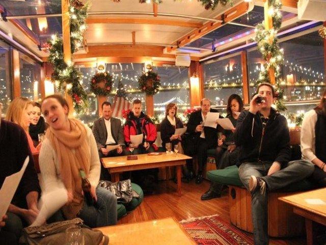 Crucero de maridaje de vino y queso en Nueva York