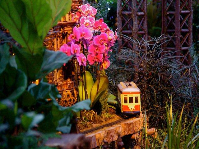 Esta semana en Nueva York cócteles en los jardines botánicos