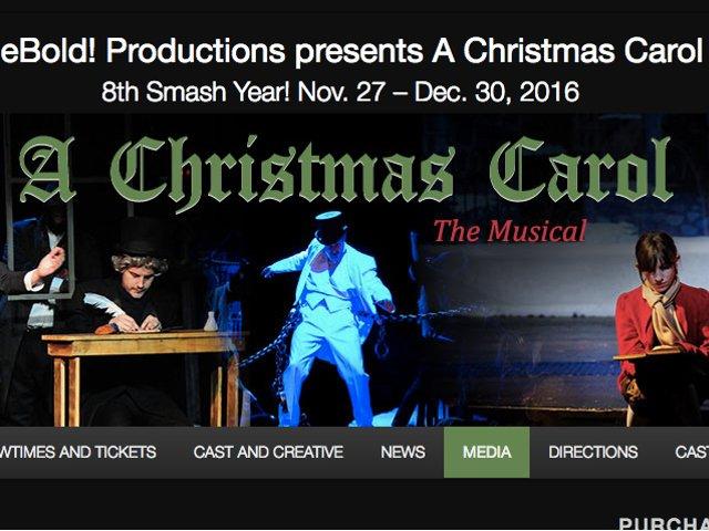 Esta semana en Nueva York disfruta del teatro navideño