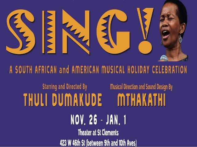 Esta semana en Nueva York un concierto navideño afro-americano