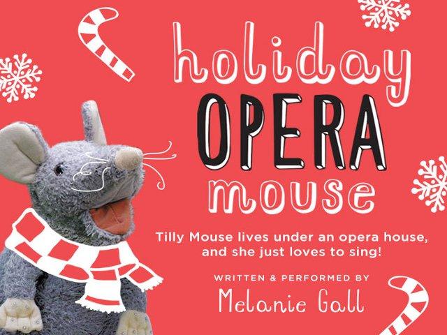 Esta semana en Nueva York una obra de ópera para niños