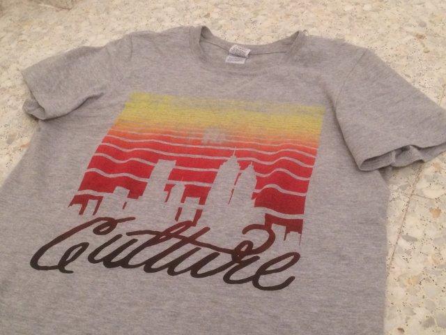 Un regalo de navidad de Nueva York puede ser una camiseta original