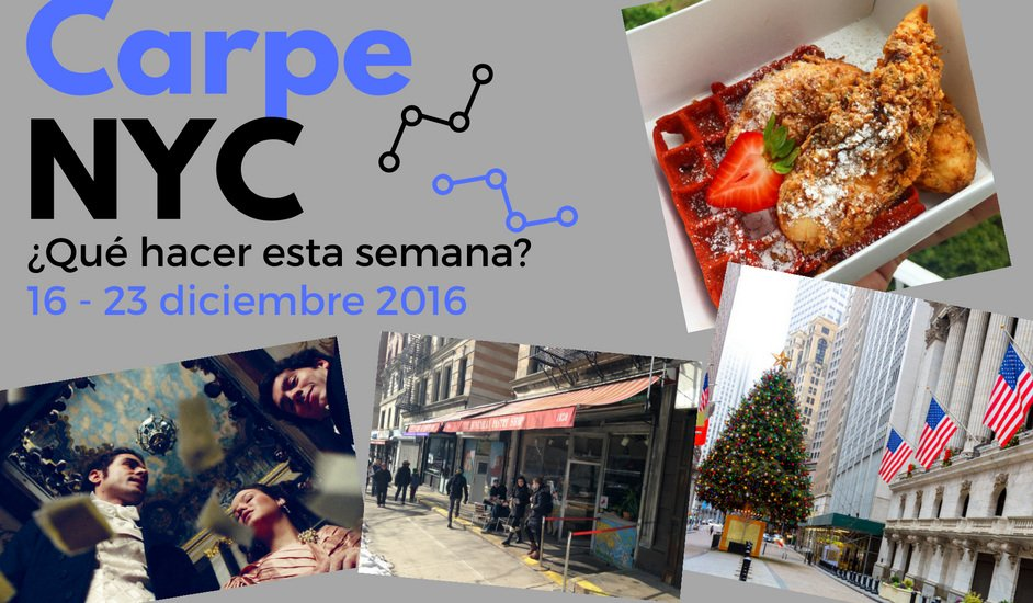 Carpe NYC 16 - 23 diciembre 2016