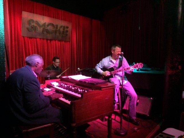 El trío de Reuben Wilson en Smoke Jazz Nueva York