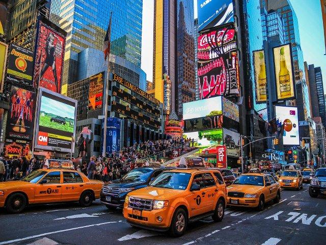 Es importante considerar la zona cuando buscas alojamiento en Nueva York