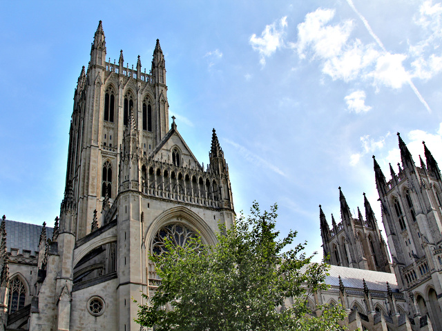 Catedral Nacional en Washington DC