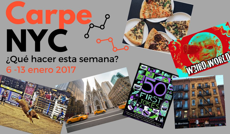 Carpe NYC 6-13 enero 2017