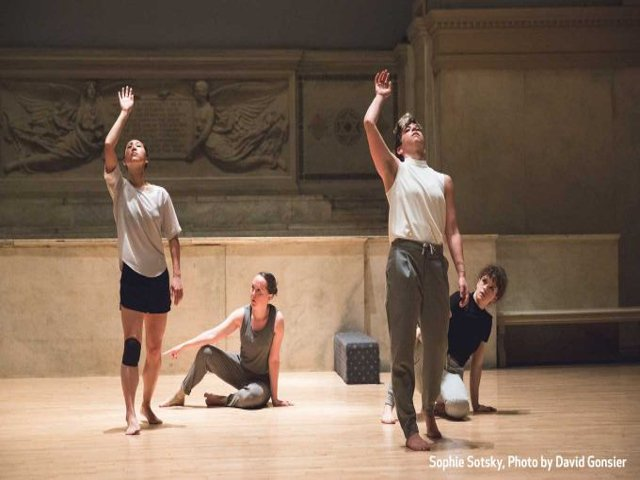 Esta semana en Nueva York Fresh Tracks de baile