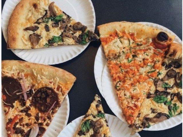Esta semana en Nueva York prueba pizza vegano en Brooklyn
