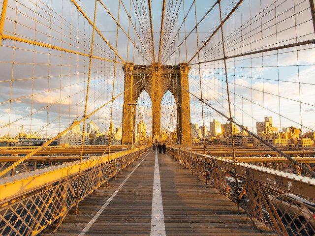 Un propósito de año nuevo en Nueva York es ser turista en tu propia ciudad