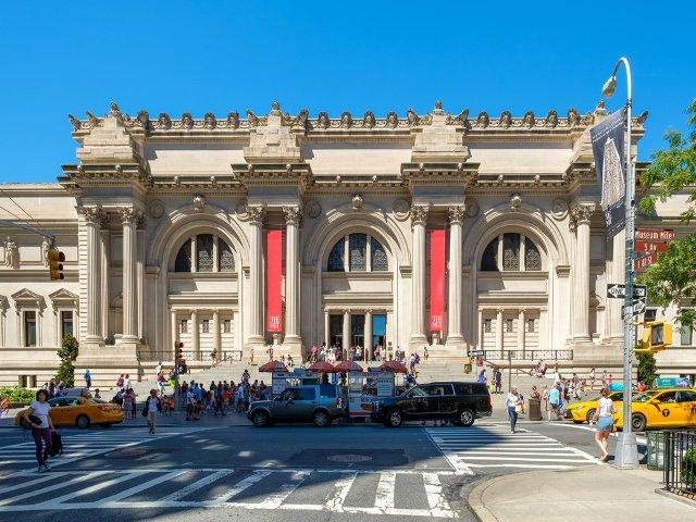 Un propósito para Año Nuevo en Nueva York es ir a más museos