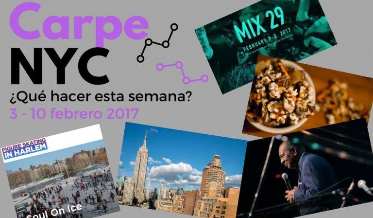 Carpre NYC 3-10 febrero 2017