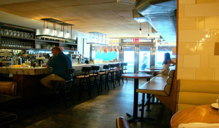 Comedor Restaurante La Boqueria Flatiron Nueva York