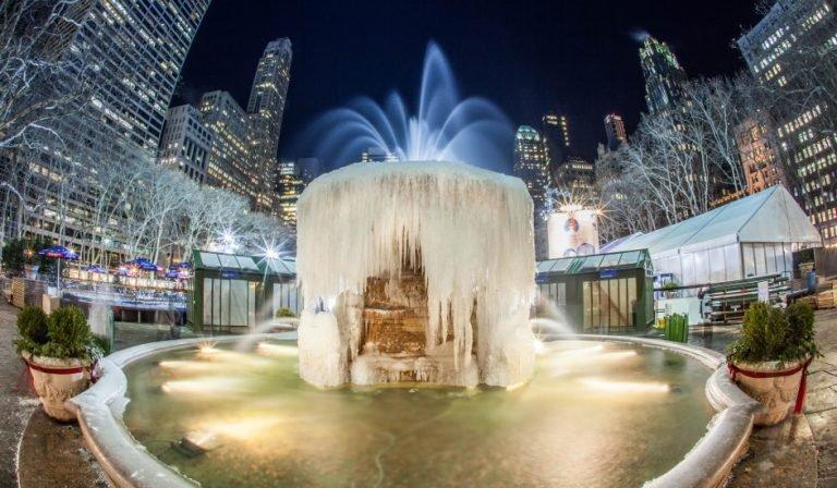 Dónde escaparse del frío en Nueva York