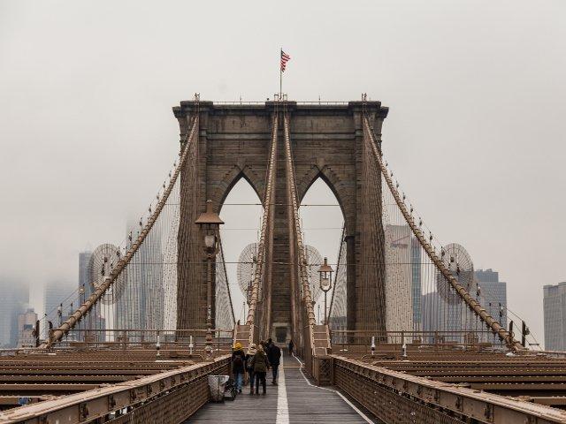 Escaparse del frío en Nueva York es tarea fácil
