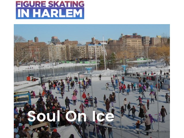 Esta semana en Nueva York Patinaje en Harlem