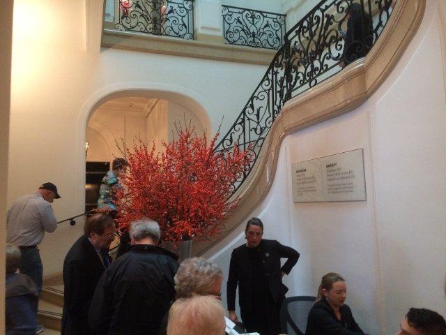 Interior Neue Galerie Nueva York