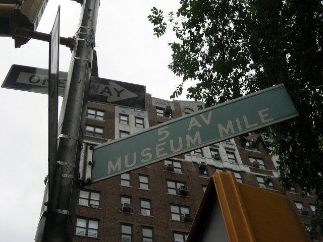 La Neue Galerie es parte de la milla de Museos en Nueva York
