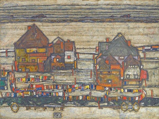 Obra de Egon Schiele Neue Galerie Nueva York
