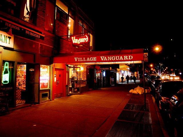 Un sitio para escaparse del frío en Nueva York es el Village Vanguard