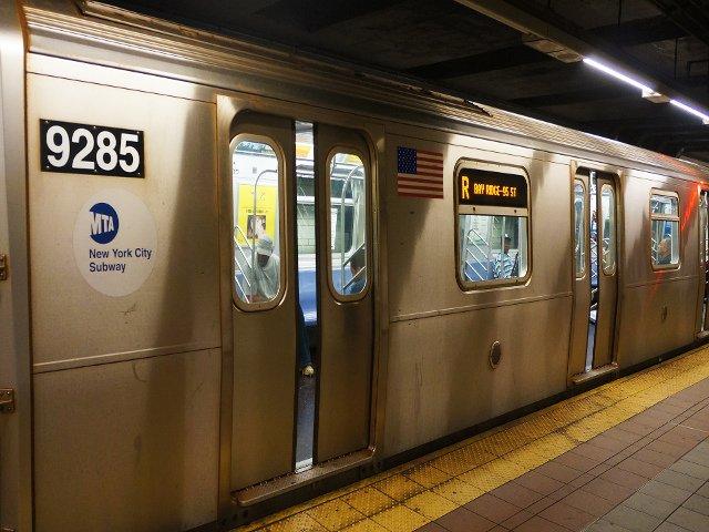 El metro de Nueva York