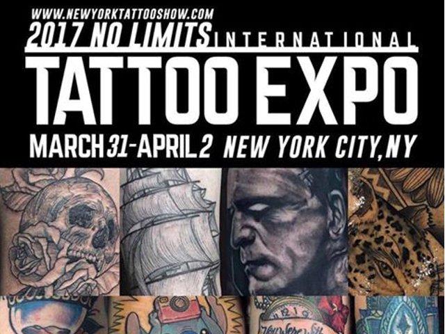 Esta semana en Nueva York un festival de tatuaje