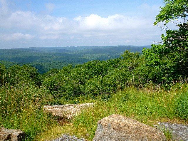Bear Mountain State Park es otra excursión de un día desde Nueva York