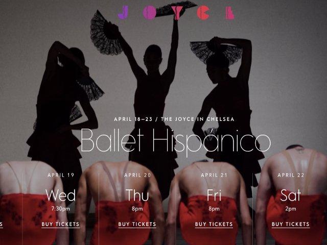 Esta semana en Nueva York Ballet Hispánico
