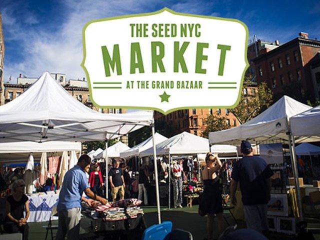 Esta semana en Nueva York The Seed Mercado Vegano