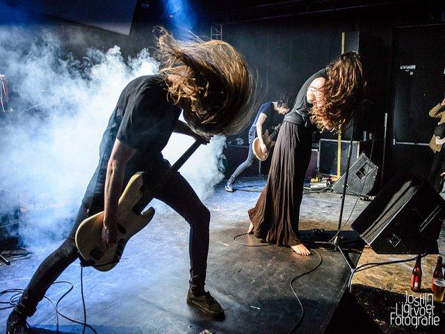 Esta semana en Nueva York un concierto de música metal de Oathbreaker