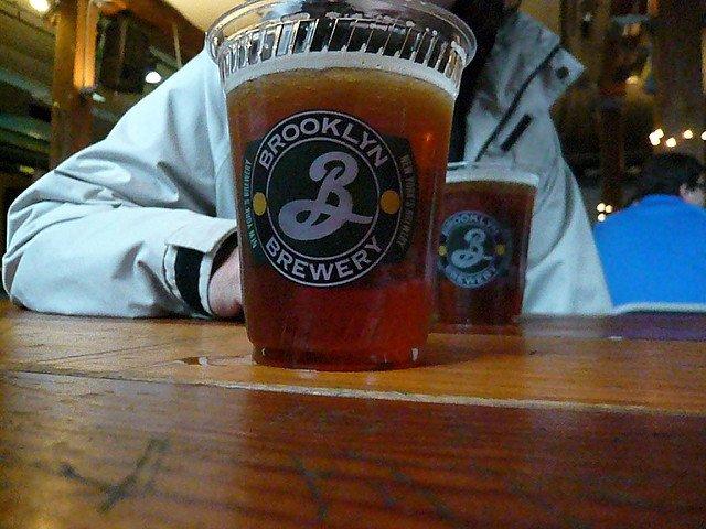 Esta semana en Nueva York un evento benéfico en Brooklyn Brewery